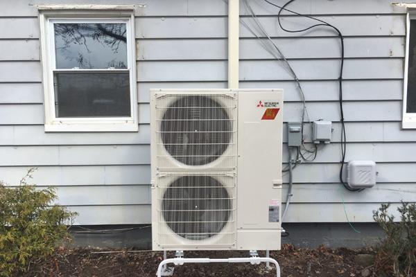 نصب یونیت داخلی کولر گازی به چه صورت است؟
