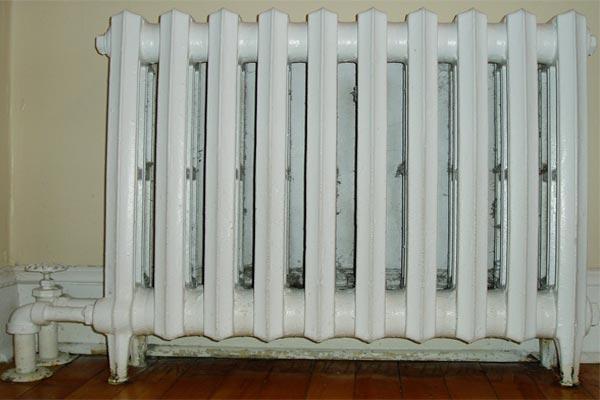 رادیاتور و گرمایش مرکزی