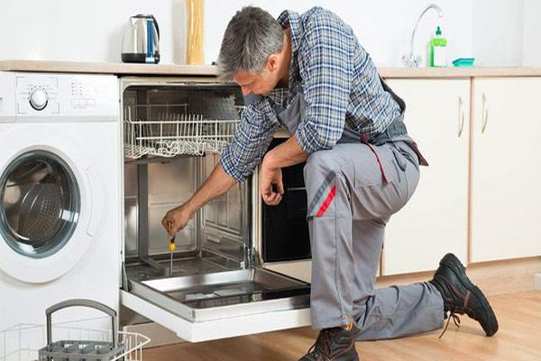 راه حل رفع صدای ماشین ظرفشویی
