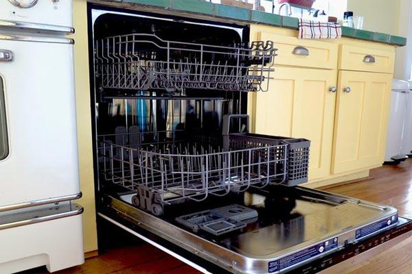 علت اصلی صدای زیاد ماشین ظرفشویی و راه حل رفع آن