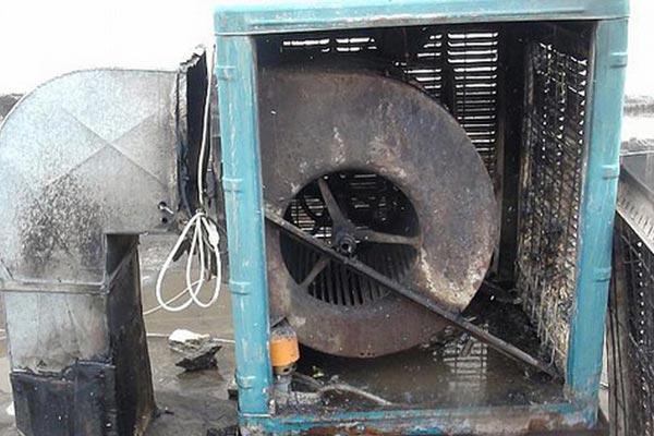 جلوگیری از سوختن موتور کولر آبی