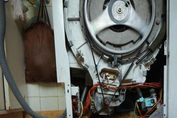 چرخ تسمه ماشین لباسشویی