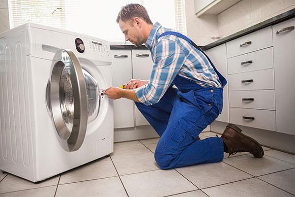 راه حل رفع نچرخیدن دیگ ماشین لباسشویی