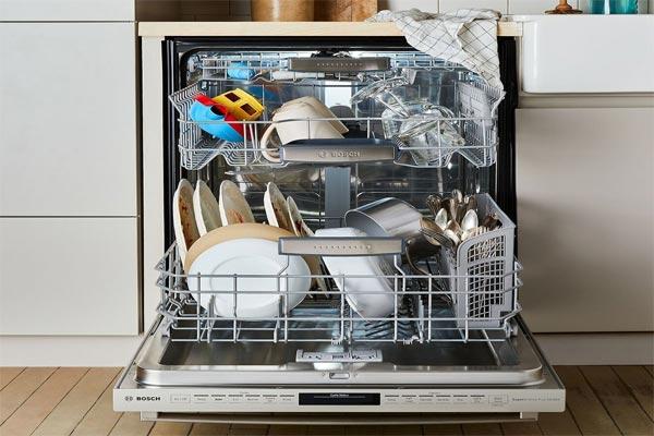نحوه جرم گیری ماشین ظرفشویی