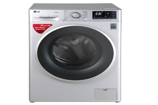 کد خطاهای ماشین لباسشویی ال جی