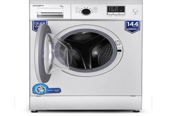 کد خطای ماشین لباسشویی پاکشوما