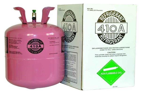 شارژ کردن گاز کولر گازی