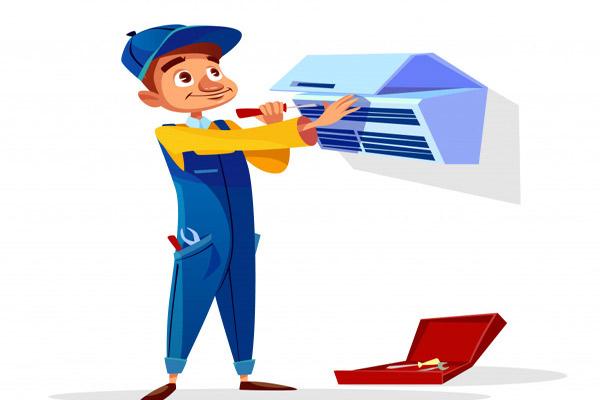 خدمات قابل ارائه زرین سرویس برای کولر گازی