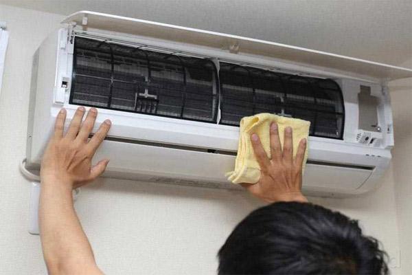 شستشو و تمیز کردن شیلنگها و لولههای کولر گازی سامسونگ