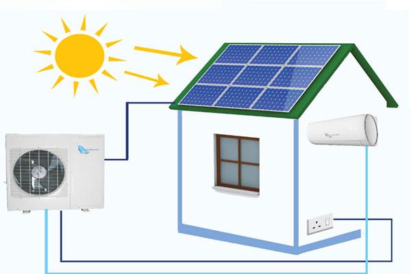 چرا برای یک کولر گازی خورشیدی سرمایه گذاری میکنید؟